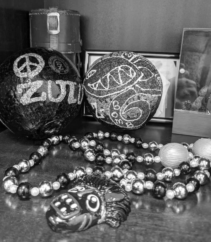 Coconuts and Beads