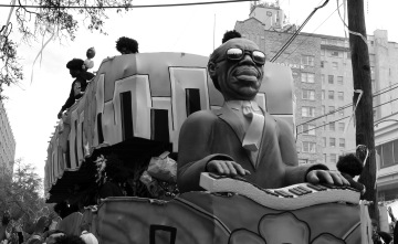 Professor Longhair Float